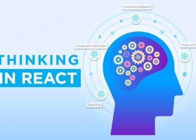 The React way of thinking